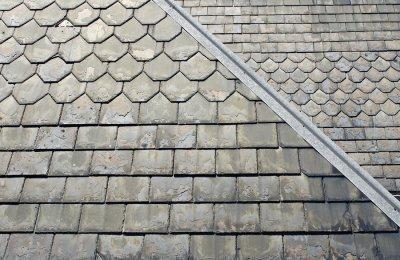 slate - roof